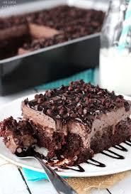 chocolate poke cake life love and sugar