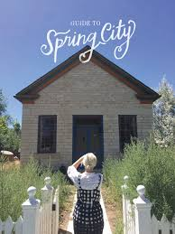 guide to spring city utah the house that lars built