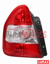 2010 hyundai elantra tail light assembly tail l assembly accent type 2 lhs lumax for hyundai accent
