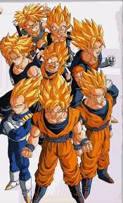 dragon ball cool pics goku vegeta
