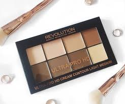 makeup revolution ultra pro hd cream contour kit terri talks