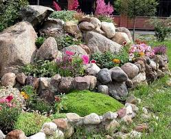 Rocks For The Garden 15 Stylish Garden Designs That Use Stones And Rocks