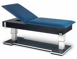 hausmann hand therapy table hausmann industries inc bariatric hi lo treatment table