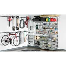 Platinum Elfa Utility Garage Solution The Container Store