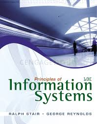 principles of information systems 10th ed