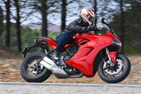 sport bike boots 2017 ducati supersport s first ride test 18 fast facts