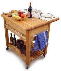 Kitchen Island Cart With Drop Leaf by Amazon Com Catskill Craftsmen Grand Workcenter With Drop Leaf