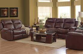 Leather Recliner Sofa And Loveseat Reclining Sofas And Sectionals