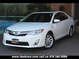 toyota for sale 2012 used toyota camry hybrid for sale in los angeles ca edmunds