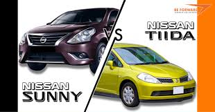get to know 2 of nissan u0027s top compacts japanese used car blog