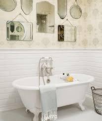 vintage bathroom decorating ideas the old style of vintage model