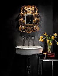 Powder Room Sinks How To Design A Picture Perfect Powder Room