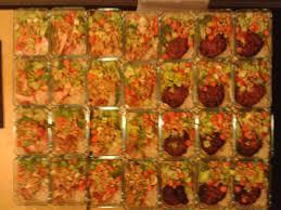 plat cuisiné à congeler comment préparer une semaine complète de repas brûleurs de graisses