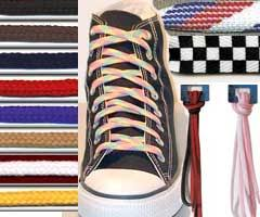 shoelace pattern for vans shoelaces for chucks