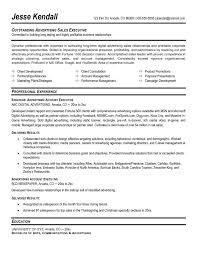 sample resume account executive malaysia perfect advertising