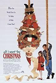 for christmas all i want for christmas 1991 imdb