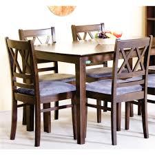 high top kitchen table set rose 7 piece dining set damro