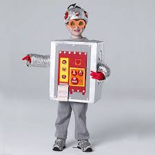 Futuristic Halloween Costume 13 Easy Sew Halloween Costumes Allyou