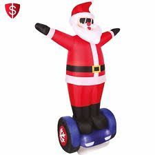 Christmas Yard Decorations On Ebay by