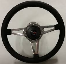 corvette aftermarket 1984 1989 corvette aftermarket steering wheel with hub assembly
