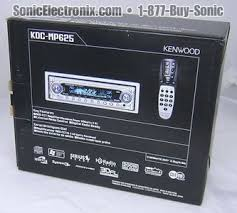 kenwood kdc mp625 kdcmp625 all car stereos sonic electronix