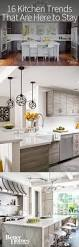16 Kitchen Trends That Are Here To Stay Quartz Counter Kitchen