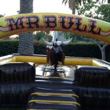 mechanical bull rental los angeles elizabeth s party rentals 61 photos party equipment rentals