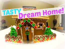 Gingerbread House Decoration Gingerbread House Decorating Ideas Youtube