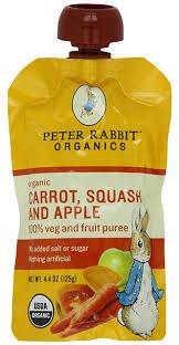 rabbit organics rabbit organics puree fruit pouches organicpowerfoods