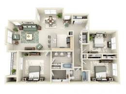 Top  Best Small Apartment Plans Ideas On Pinterest Studio - Home design apartment