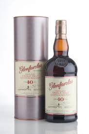 cadeau autour du whisky glenfarclas 40 ans