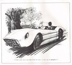 cartoon sports car black and white mike lynch cartoons buchanan u0027s cartoon files new yorker