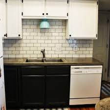 how to install a backsplash in kitchen how to install kitchen subway for backsplash amys office