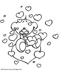 36 dessins de coloriage Amour à imprimer