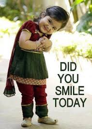 did you smile today children images photos