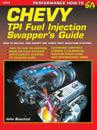 chevy tpi fuel injection swapper u0027s guide