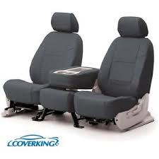 seat covers for cadillac srx coverking seat cover cadillac srx 2004 2006 csc1l3cd7101 ebay