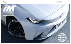 Bmw I8 All Electric - bmw im2 all electric sports car draws inspiration from the m2 and
