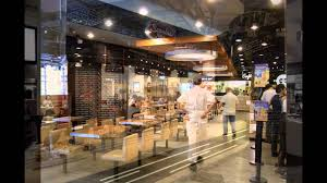 Kitchen Design Restaurant Fast Food Restaurant Design Layout Kitchen And Interior Concept