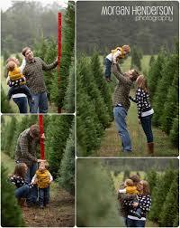 christmas tree farm family photography durham nc photographer
