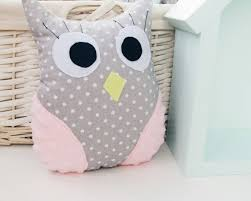 Owl Item by Handmade Owl Kids Room Decor Stuffed Animal Plush Owl New