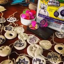 crafts for no bake clay glitter ornaments glitter