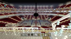Pepsi Center Seating Map Minecraft Colorado Avalanche Pepsi Center Tour Youtube