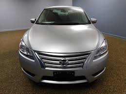 lexus of tucson at the automall 2014 used nissan sentra 4dr sedan i4 cvt sv at north coast auto