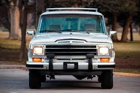 jeep grand wagoneer custom 1988 grand wagoneer modern classic auto sales