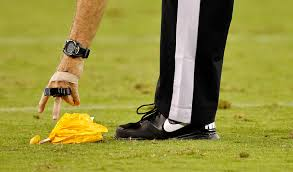Rules For Flying The American Flag At Night Nfl Referees A Week In The Life Only A Game