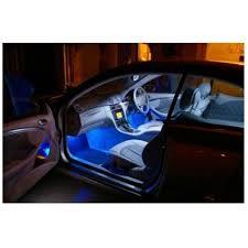 Colored Interior Car Lights Interior Led Car Lights Blue 4 Piece Flexible Strip Lights Inside