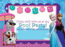 free printable frozen movie birthday invitations party cakraest