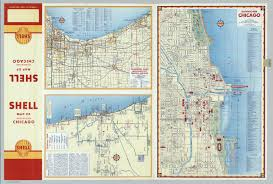Tourist Map Of Chicago by Downtown Chicago Hammond Gary Michigan City Region Indiana