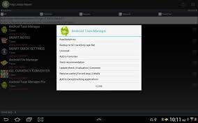 app updates android android update manager get better performance of your android phone